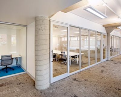 Private Office for 8 at Enterprise Coworking RiNo