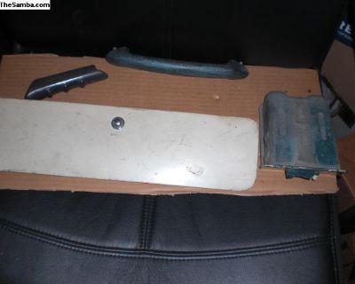 Ash Tray,glove box door,Grab Handle