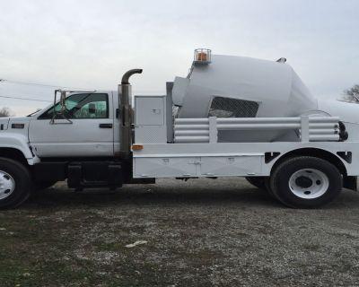 1998 GMC C7500 Sewer Rodder Trucks Truck