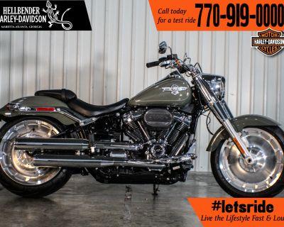 2021 Harley-Davidson Fat Boy 114 Softail Marietta, GA