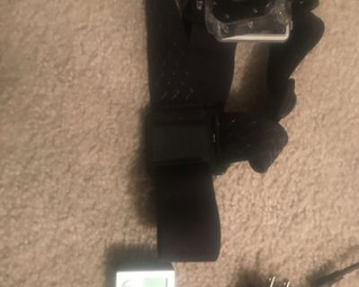 GoPro Hero3 and accessories