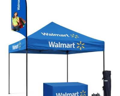 Promotional Tents | Advertising Area To Your Brand At Events | Canada