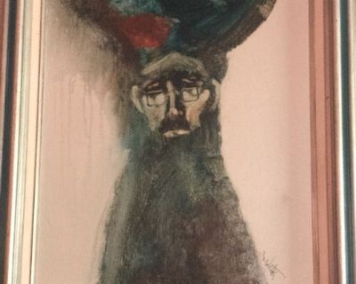 Estate sale with paintings and more!
