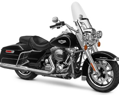 Pre-Owned 2016 Harley-Davidson Road King Touring FLHR