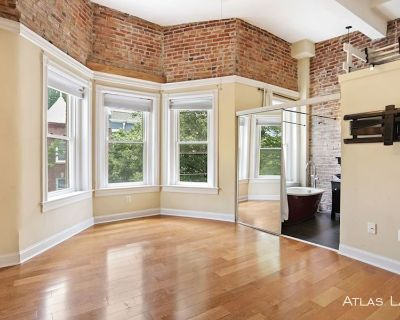 Professionally Managed, 3 Bedroom  2.5 Bathroom Single Family Home // Unique Design In Columbia Heights