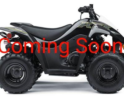2022 Kawasaki KFX 90 ATV Kids Evansville, IN