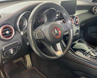 2017 Mercedes-Benz GLC GLC 43 AMG