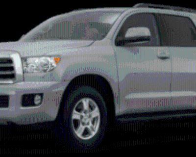 2017 Toyota Sequoia Platinum