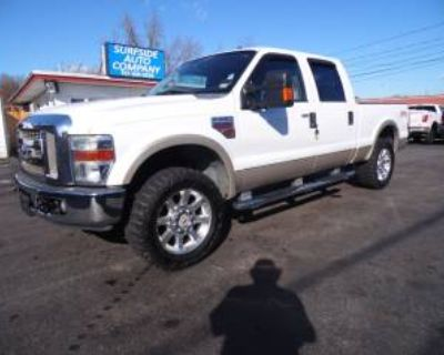 "2008 Ford Super Duty F-250 King Ranch Crew Cab 156"" 4WD"