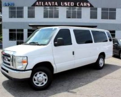 2012 Ford Econoline Wagon E-350 Super Duty XLT Extended