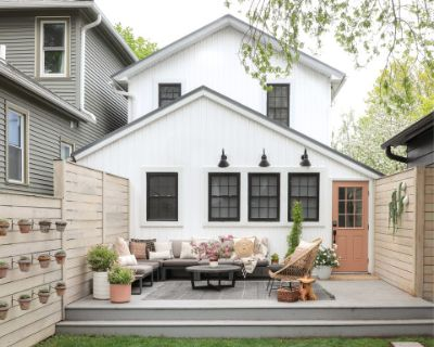 Open-Concept Modern Farmhouse in the City, Milwaukee, WI