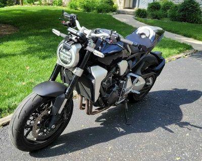 2018 Honda CB 1000R ABS