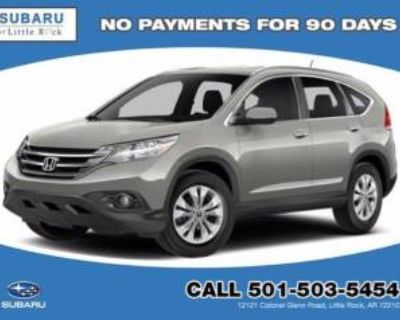 2014 Honda CR-V EX-L with Rear Entertainment System FWD