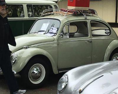Vintage Swedish Style Beetle Roof Racks