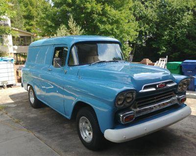 1959 Chevrolet Panel Truck
