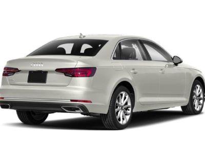Pre-Owned 2019 Audi A4 Premium
