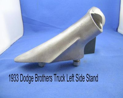 1933 Dodge Brothers Truck Headlight Stand Drivers Side L/h 1934 1935 ???