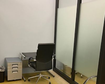 Private Office for 1 at Upscale meeting/office space