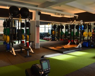 Modern Boutique Fitness Studio for Fitness Photography/Videography, Jersey City, NJ