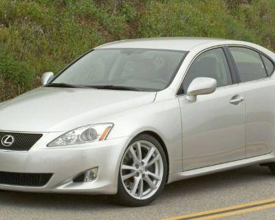 2006 Lexus IS IS 350