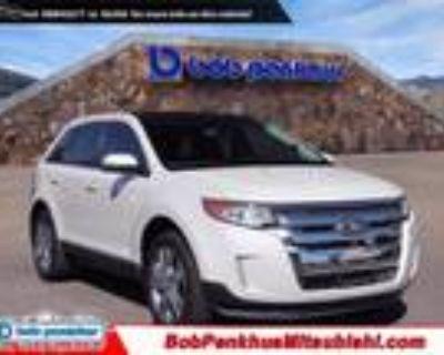 2014 Ford Edge Silver White, 81K miles