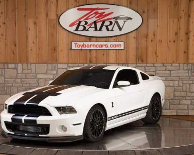 2013 Ford Mustang Shelby GT500 Twin-Turbo