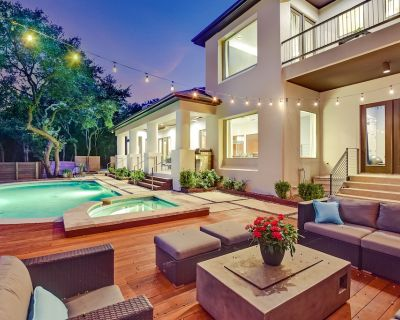 ABOVE SKYLINE   Up to 12 Beds   5 mi to ATX   Pool/Spa   Scenic I Private - West Lake Hills