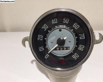 1962 Speedo Bug speedometer