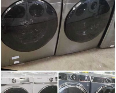 Washers and dryer set
