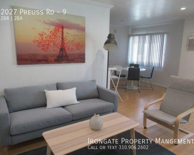 2027 Preuss Rd - 9 | $2750 | 2 beds, 2 full bath