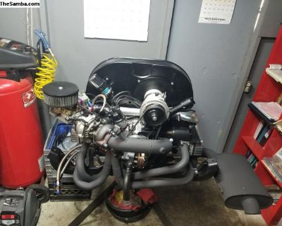 Complete turbo kit for TYPE 2 / bus 52 -71