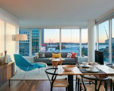 85 Seaport Boulevard #1001, Boston, MA 02210 2 Bedroom Apartment
