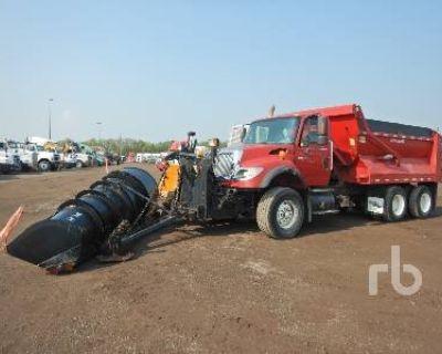 2005 INTERNATIONAL TA Plow, Spreader Trucks Truck