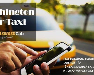 Washington Flyer Taxi