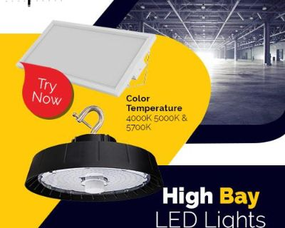 Purchase Now High Bay LED Lights at Low Price