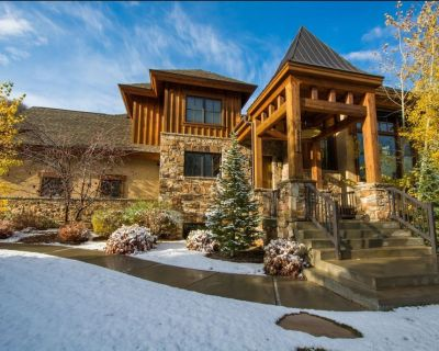 Ski in/out Come Escape2ParkCity BOOK NOW 5 bed/theater - The Timbers
