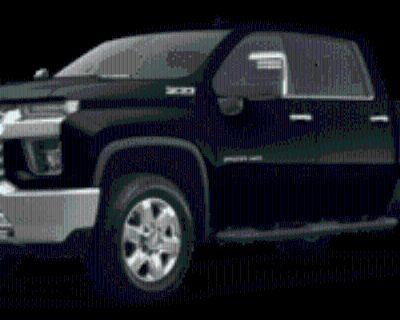 2021 Chevrolet Silverado 2500HD Custom