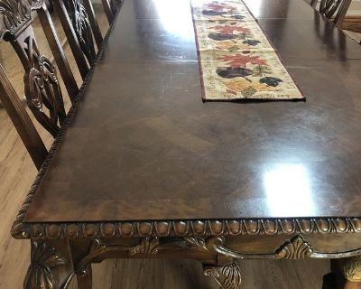 Dining table and more