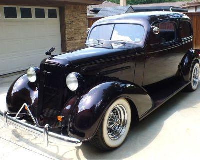 1935 Chevrolet Deluxe