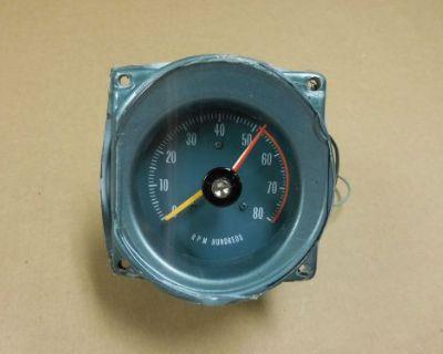 1965 1966 1967 Pontiac Gto Lemans Stand Alone Tachometer