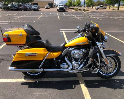 2013 Harley-Davidson Electra Glide Ultra Limited Touring Colorado Springs, CO