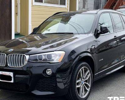 2016 BMW X3 35i