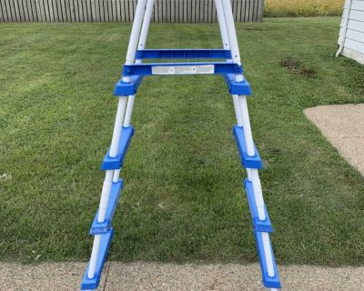 Intex 48 inch Above Ground Pool Ladder