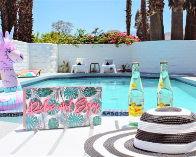 *The Neon Cactus* Remodeled 3 Bedroom/2 Bath Home with Pool & Spa and Views - Indian Wells