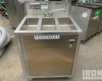 2020 (unverified) Ancaster AFE-TB301 Wash Station