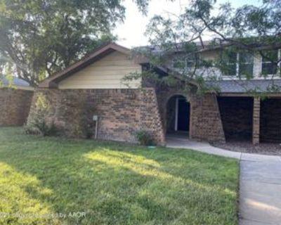 4310 Ridgecrest Cir, Amarillo, TX 79109 3 Bedroom Apartment