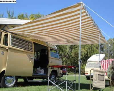 74 To 79 Westy Only Side Awning Canopy