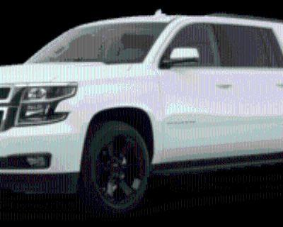 2020 Chevrolet Suburban LT 4WD