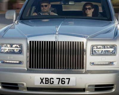 2013 Rolls-Royce Phantom Standard