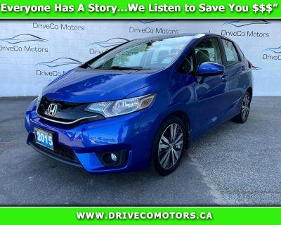 Used 2015 Honda Fit EX-L